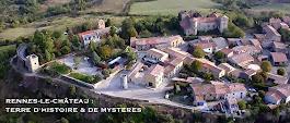 Web oficial Rennes-le-château