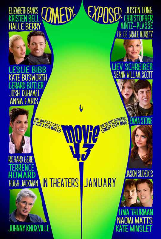 Movie 43 2013 Full English Movie Watch Online