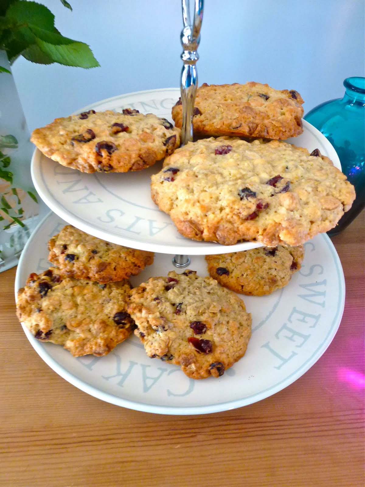 Amarcord Cranberry And White Chocolate Cookies A Christmassy