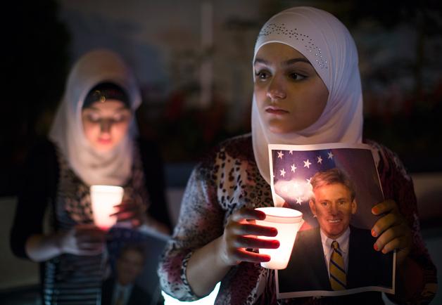 political reporter blames ambassador chris stevens death video