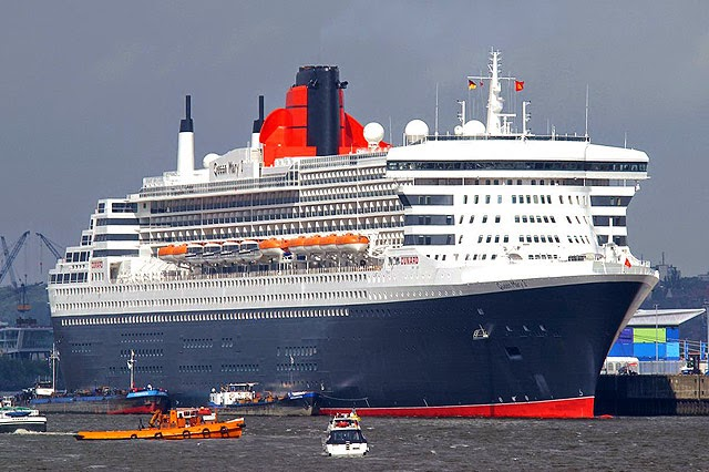 queen mary 2 las palmas 28 abril