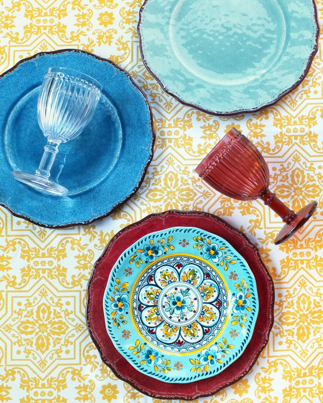 Le Cadeaux Melamine Collections #2: Great New Melamine Collections From Le Cadeaux