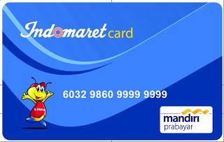 Promo kartu member Indomaret minimarket waralaba Indonesia
