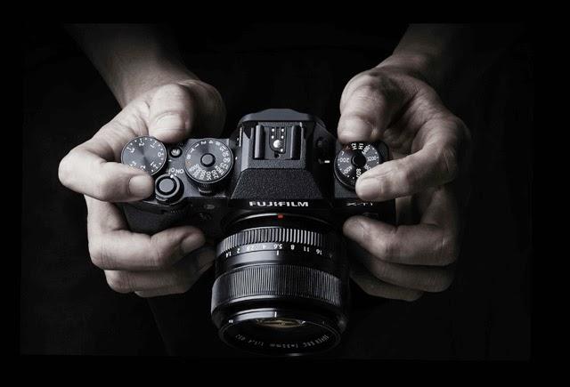 La Fujifilm X-T1