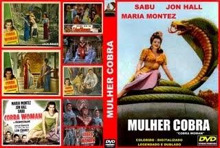 MULHER COBRA - DIGITALIZADO