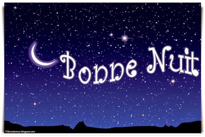 Texto pour dire bonne nuit : SMS pour souhaiter une douce nuit