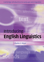 Introduction English Linguistics - Rangkuman
