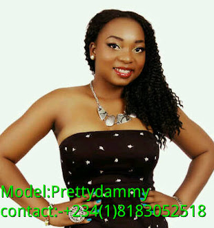 IN NEED OF A MODEL OR A MAKE-UP ARTIST? CALL DAMMY(+234(1)08183052518)