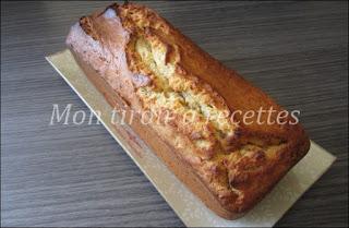 banana bread américain