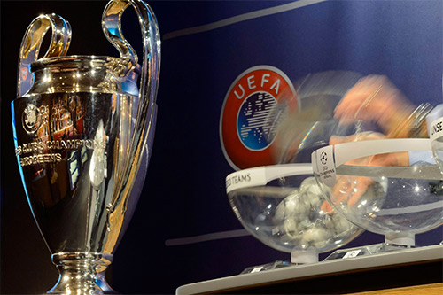 The big European teams will know their opponents in the group stage is the one in the draw today. Photo: UEFA.