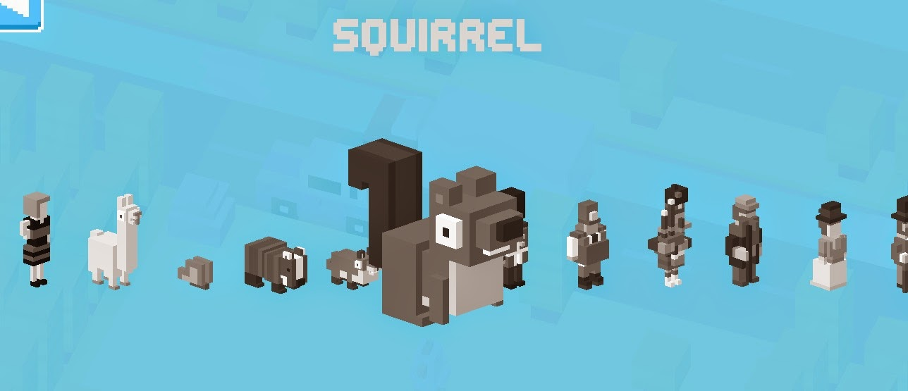 Crossy Road - Endless Arcade Hopper By HIPSTER WHALE has been updated ...