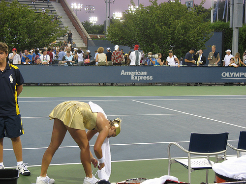 women tennis stars with clothing fail