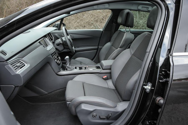2015 Peugeot 508 RXH