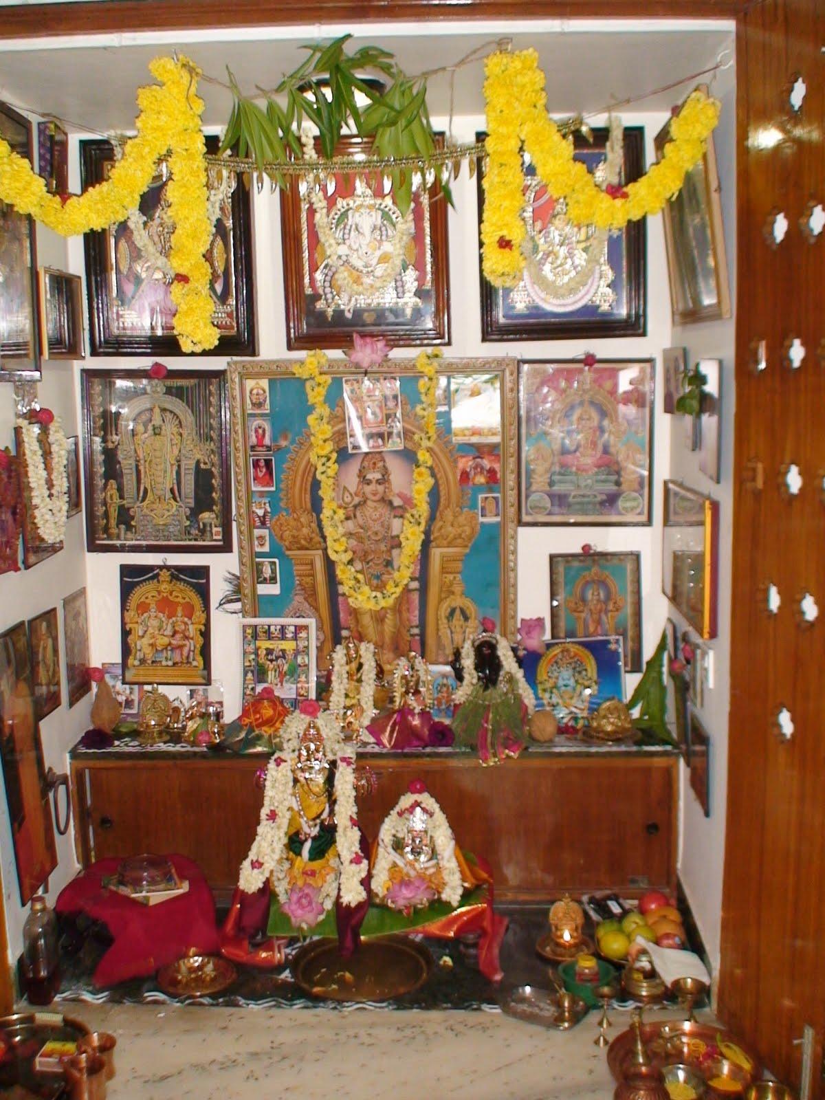 Divya Darisanam: The Auspicious Festival of Varalakshmi Vratam