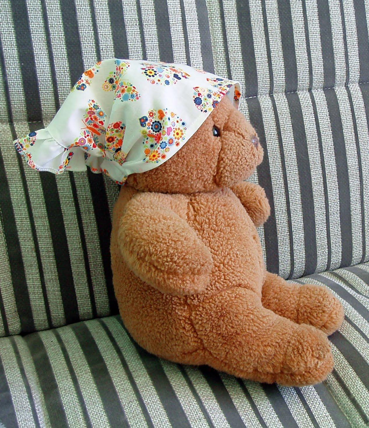головной убор детский на лето девочке