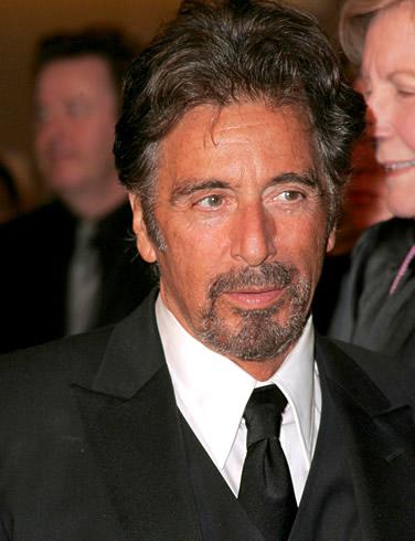 Al Pacino 2011 Medium Short Hairstyles