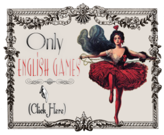 Only English Games