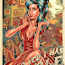 Cantantes de pop plasmadas en carteles por el ilustrador Renato Cunha