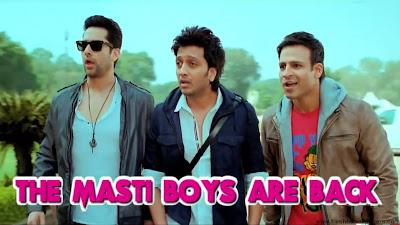 Grand Masti 2013 - Masti boys