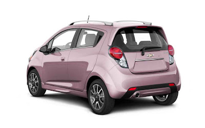 2013 Chevrolet Spark Review and Pictures