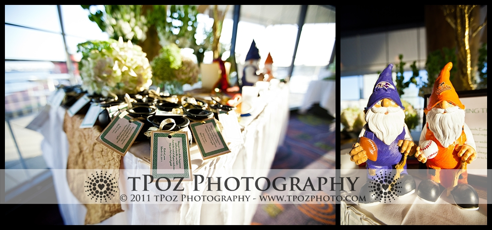 Pier 5 Hotel Harbor Club Reception Wedding Photography Baltimore