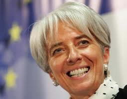 christine+lagarde French Finance Minister Christine Lagarde Favorite for IMF Top Job After Resignation from Dominique Strauss Kahn Accused of Attempted Rape of Muslim Maid at Sofitel Hotel
