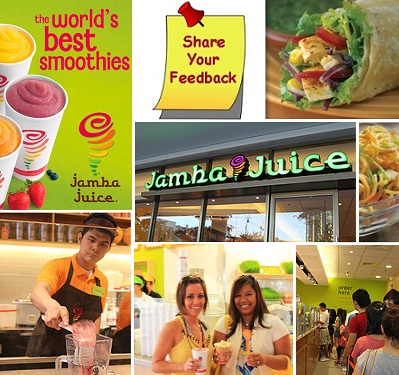 Tell Jamba about your feedback and personal experience on www.telljamba.com to improve their service. So visit telljamba.com, complete survey and get appropriate reward.