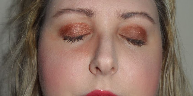 Stila In The Light Palette Review Sunset Gilded Gold