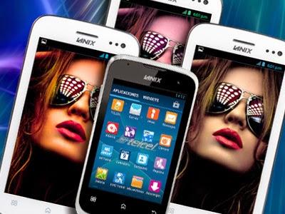 Smartphone Lanix S120