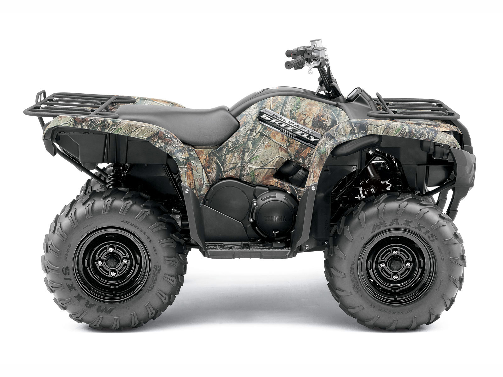 2012 yamaha grizzly 550 fi auto 4x4 atv pictures for Yamaha grizzly 4x4