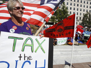 Income Inequality Gets Worse When You Slash Taxes On The Rich