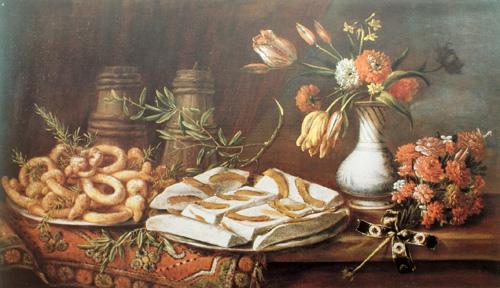 Risultati immagini per biscotti quadro antico