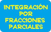 Video. Cálculo de una antiderivada usando el método de integración por fracciones parciales.