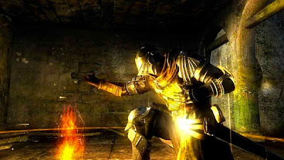 dark souls game