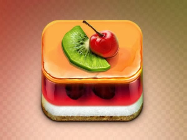Jelly Cake icon