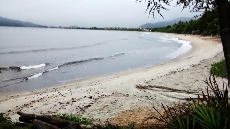 ubatuba, praia