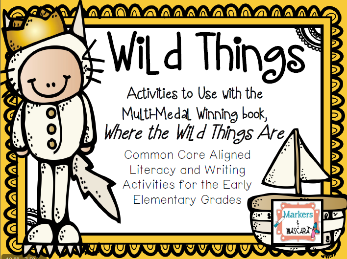 http://www.teacherspayteachers.com/Product/Freebie-Wild-Things-Literacy-Mini-Unit-for-Where-The-Wild-Things-Are-1475850