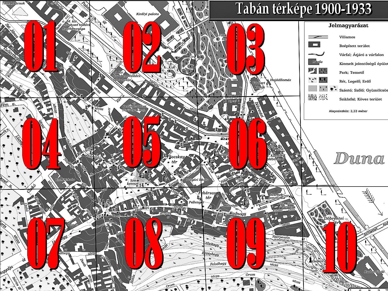 Kocsma térkép