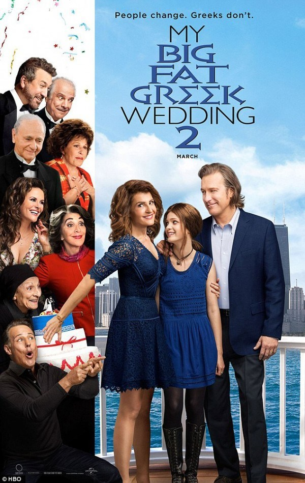 Nonton My Big Fat Greek Wedding 2 (2016)