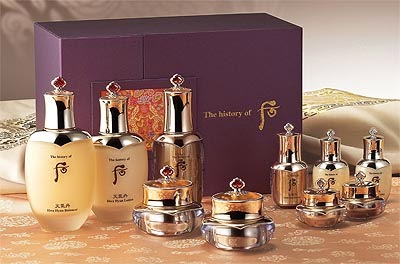 The History of Whoo Hwa Hyun line (gift set)