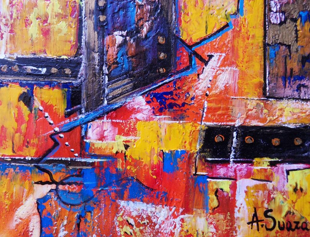 Cuadros pinturas oleos cuadros modernos decorativos for Cuadros decorativos abstractos