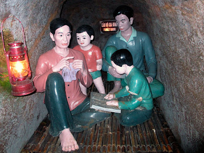Museum Vinh Moc Tunnel