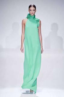 Gucci Spring/Summer 2013 Ruffle Dress