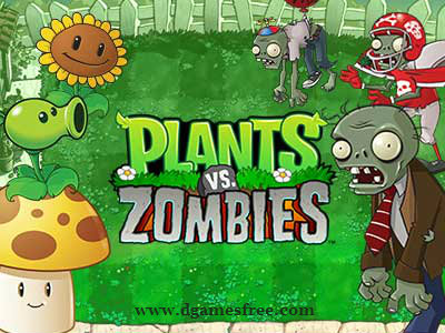 Download plants vs zombies game free
