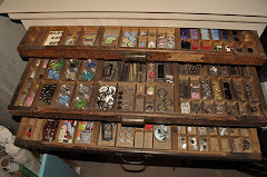 Printers Drawers Organized