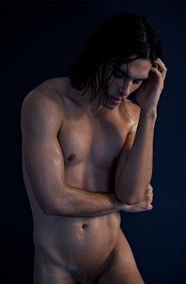 naked+model