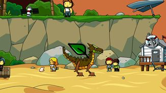 GAME Scribblenauts Unlimited (PC GAME) Full Version