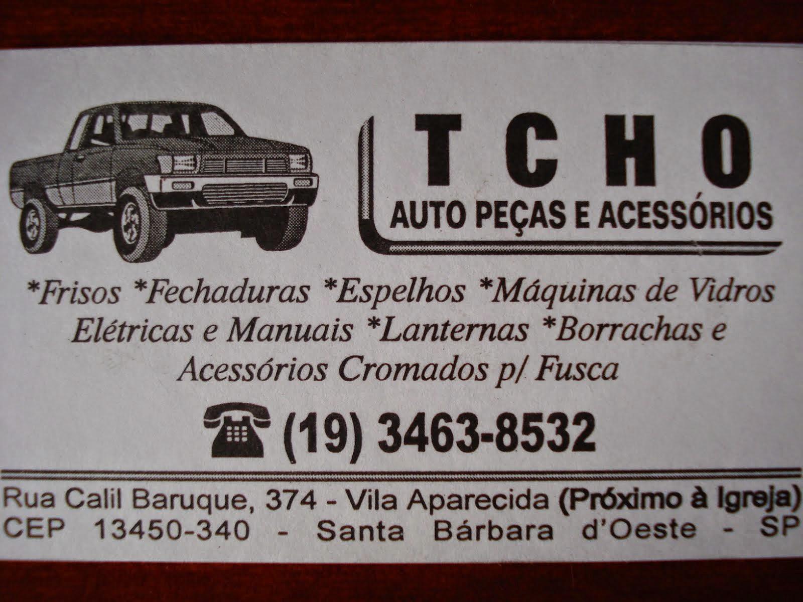 TCHO Auto Peças e Acessórios