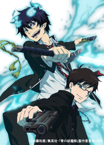 [ON-GOING ANIME] AO NO EXORCIST (THE BLUE EXORCIST) Aoex