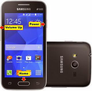 Hard Reset dan Factory Reset Samsung Galaxy V G313HZ